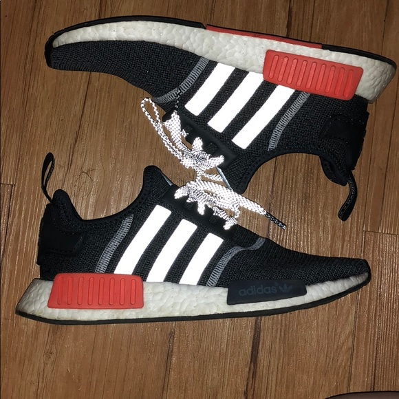 8d3972b08 adidas Shoes - Preowned Adidas NMD Runner R1 - Wool S31510